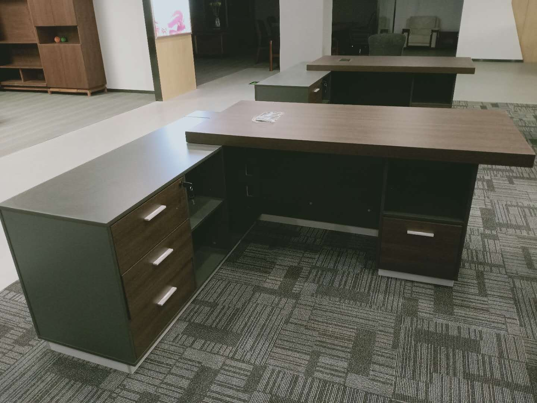 板式班台-大为家具
