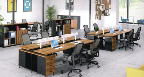 工位4-大为家具