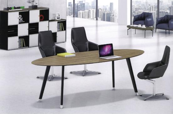 会议桌6-大为家具