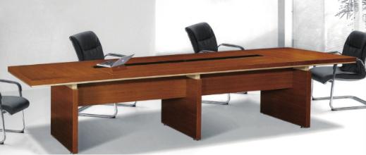油漆会议桌-大为家具