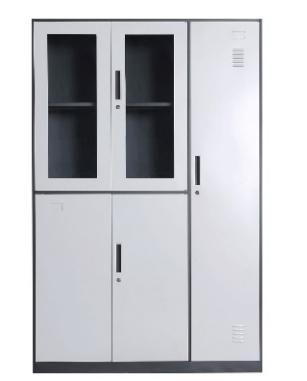 钢制文件衣柜-大为家具