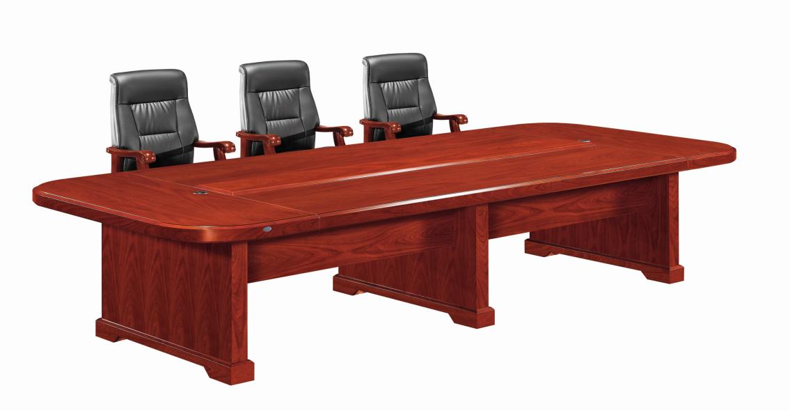 油漆会议桌3-大为家具