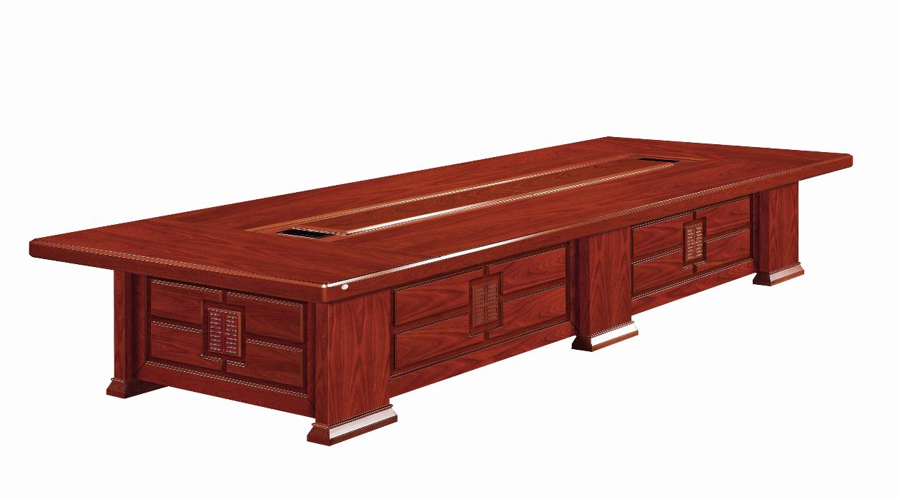 油漆会议桌6-大为家具