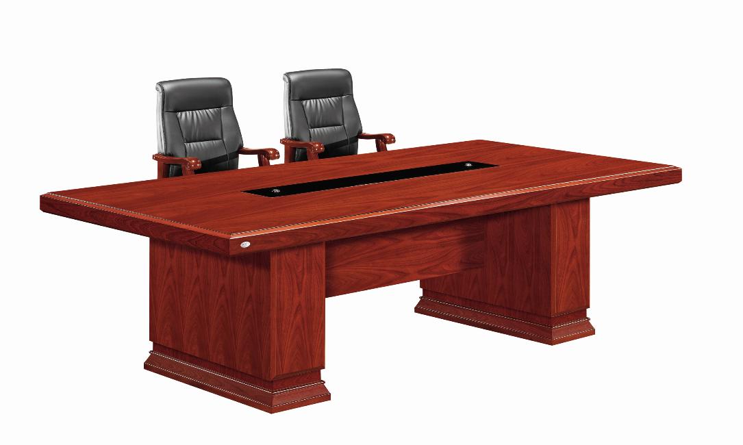 油漆会议桌7-大为家具