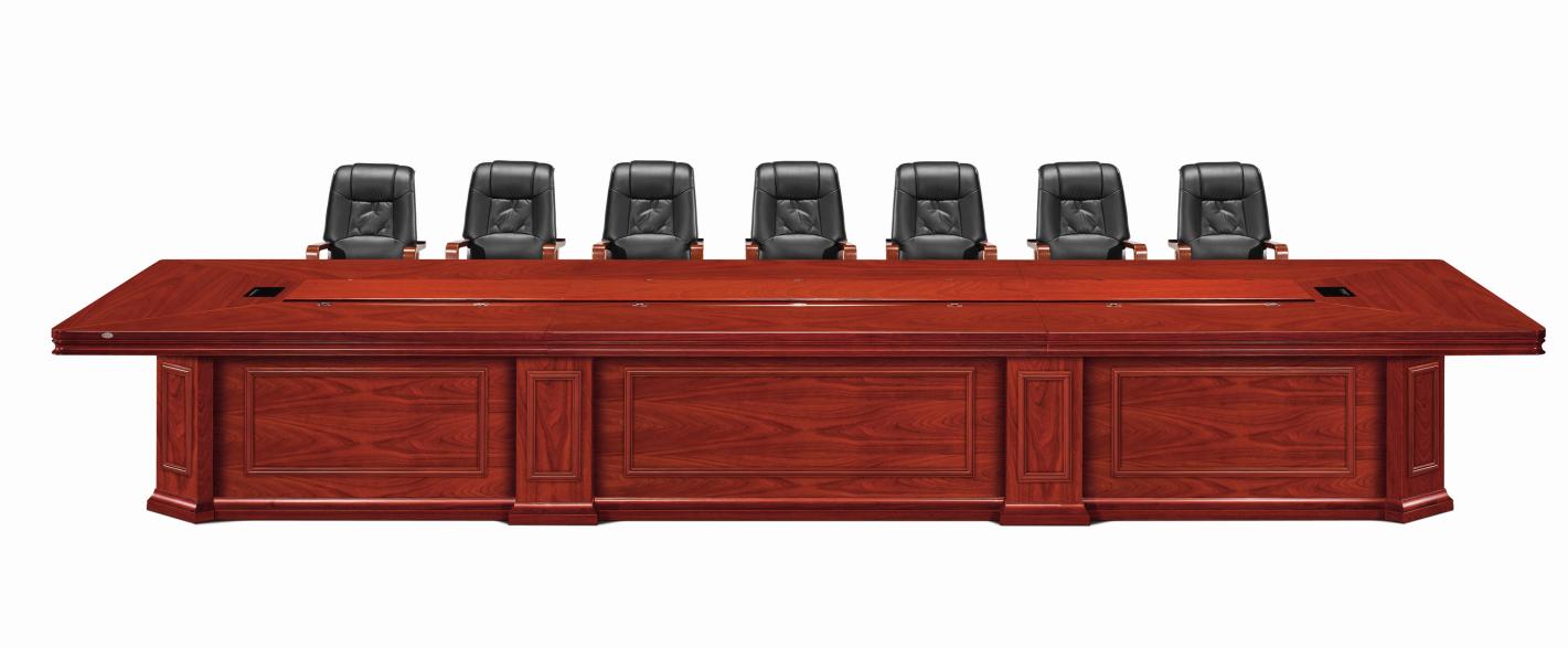 油漆会议桌11-大为家具