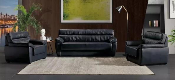 真皮沙发7-大为家具