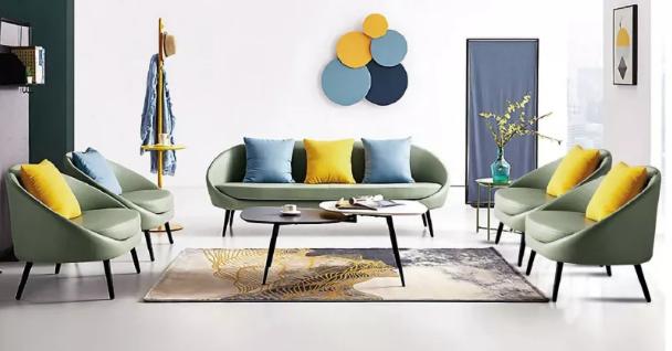时尚沙发4-大为家具