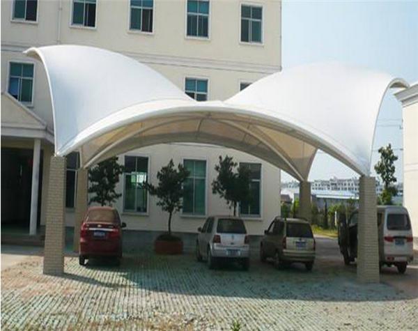 襄阳膜结构工程公司分享持久耐用的膜结构车棚安装方法