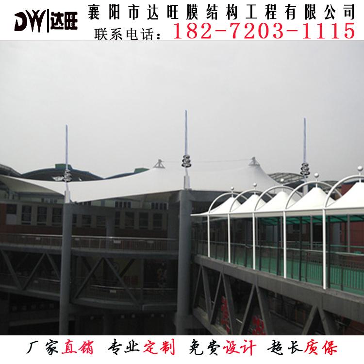 膜结构走廊建筑厂家