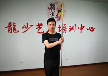 香港学员慕名而来学习变脸