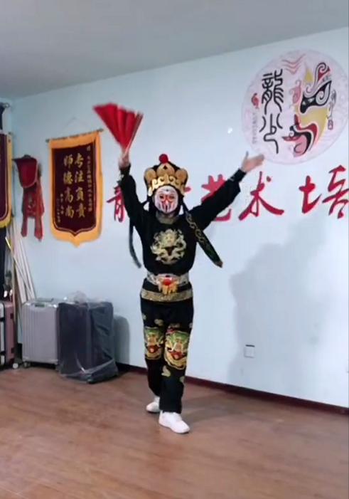咸阳变脸培训中心