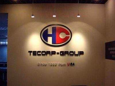 logo墙设计制作