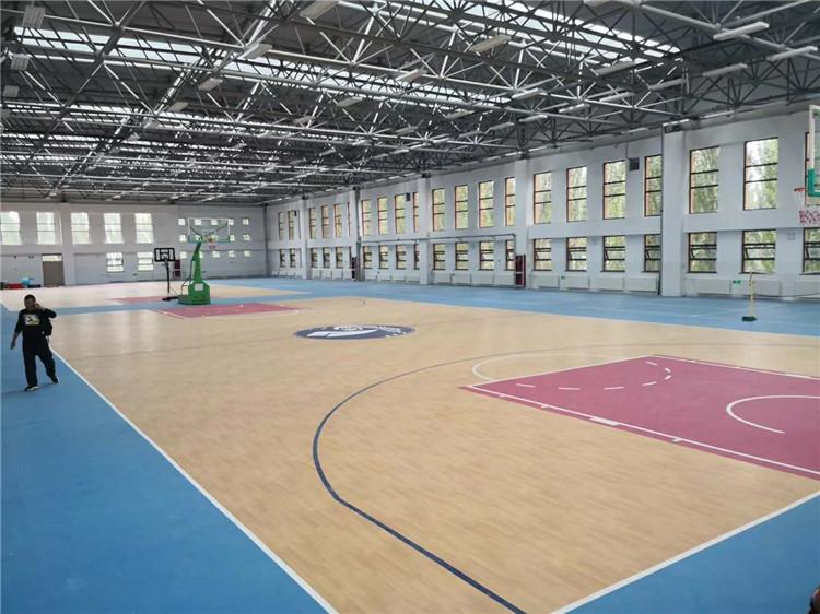 呼和浩特市第17中学体育馆