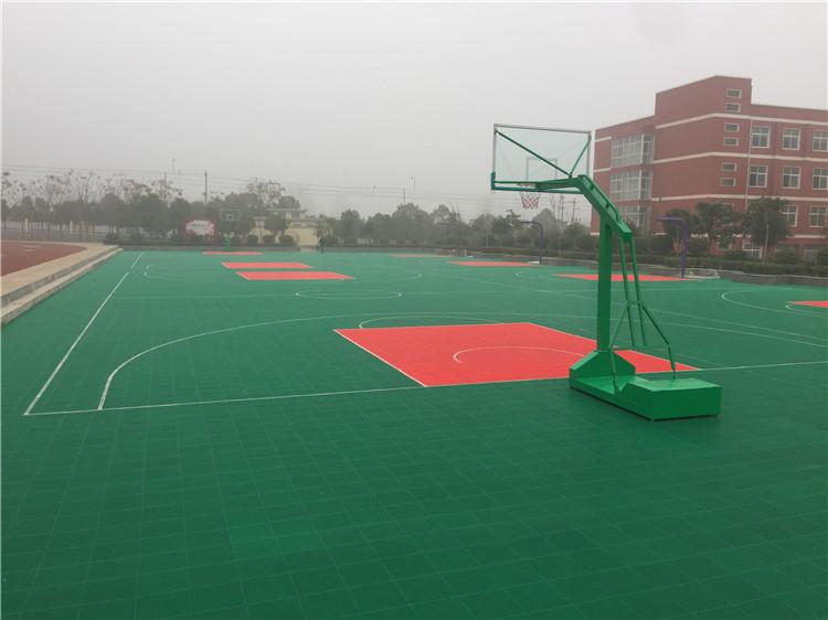 河南信阳高新区实验中学-2400平双米