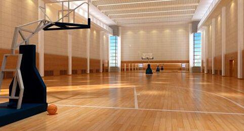 运动木地板由哪些结构组成?