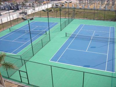 为什么羽毛球场的悬浮运动地板比其他的材质要贵呢?