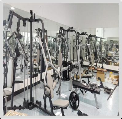 湖南省消防总队健身房项目
