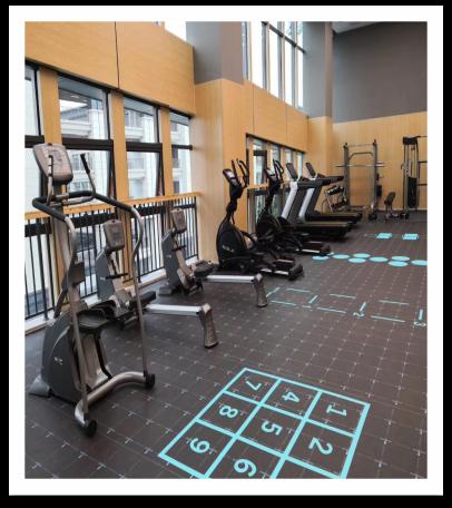 湖南中融鸿达企业管理咨询有限公司健身房项目