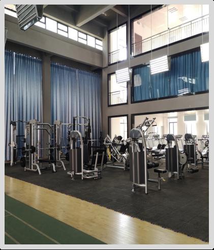 天心区消防大队健身房项目