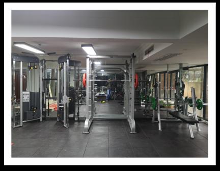 长沙刘总私人别墅健身房项目