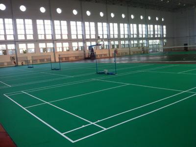 体育运动地板有哪些不容忽视的安全性能?(二)