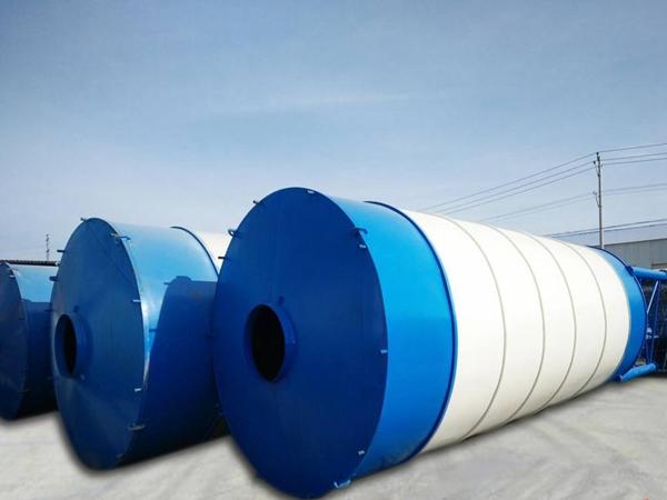 散装水泥罐基础设计的建议