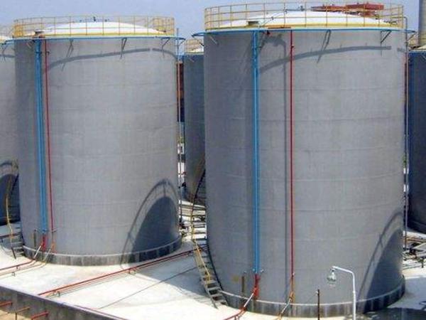 德阳圆柱大型储油罐