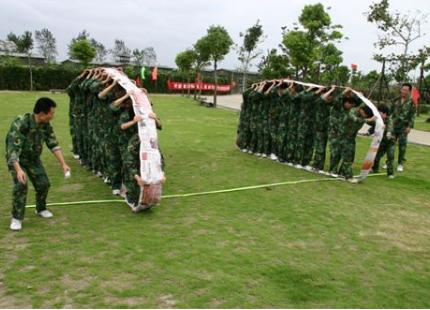 昆明團隊戶外拓展培訓機構