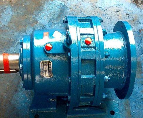 立式摆线针轮减速机