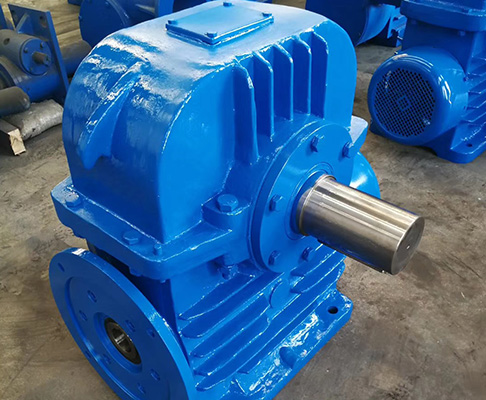 WHX型蜗轮蜗杆减速机