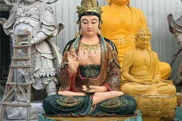 佛像雕塑制作