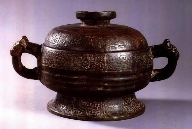 秦公簋——了解秦式青铜器