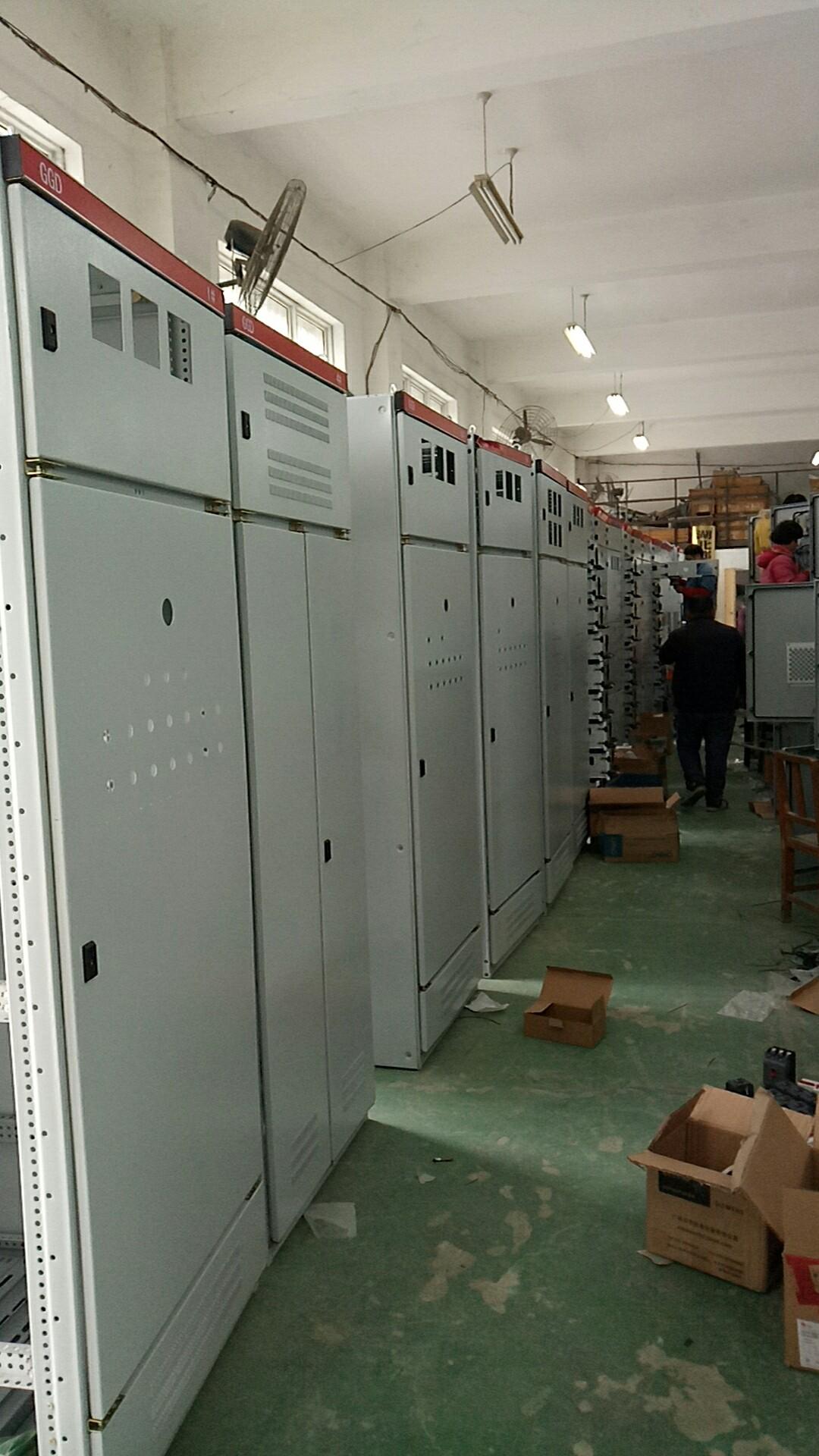 380V低压电容补偿装置