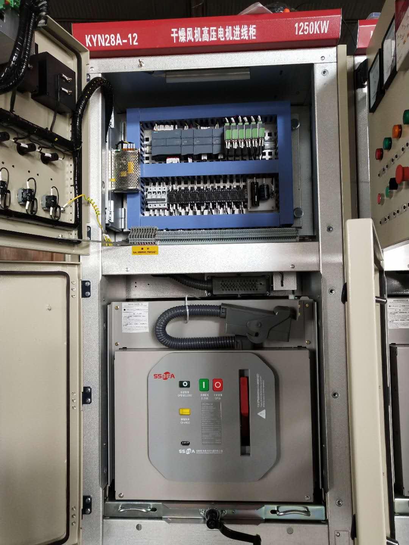 6KV高压固态软起动