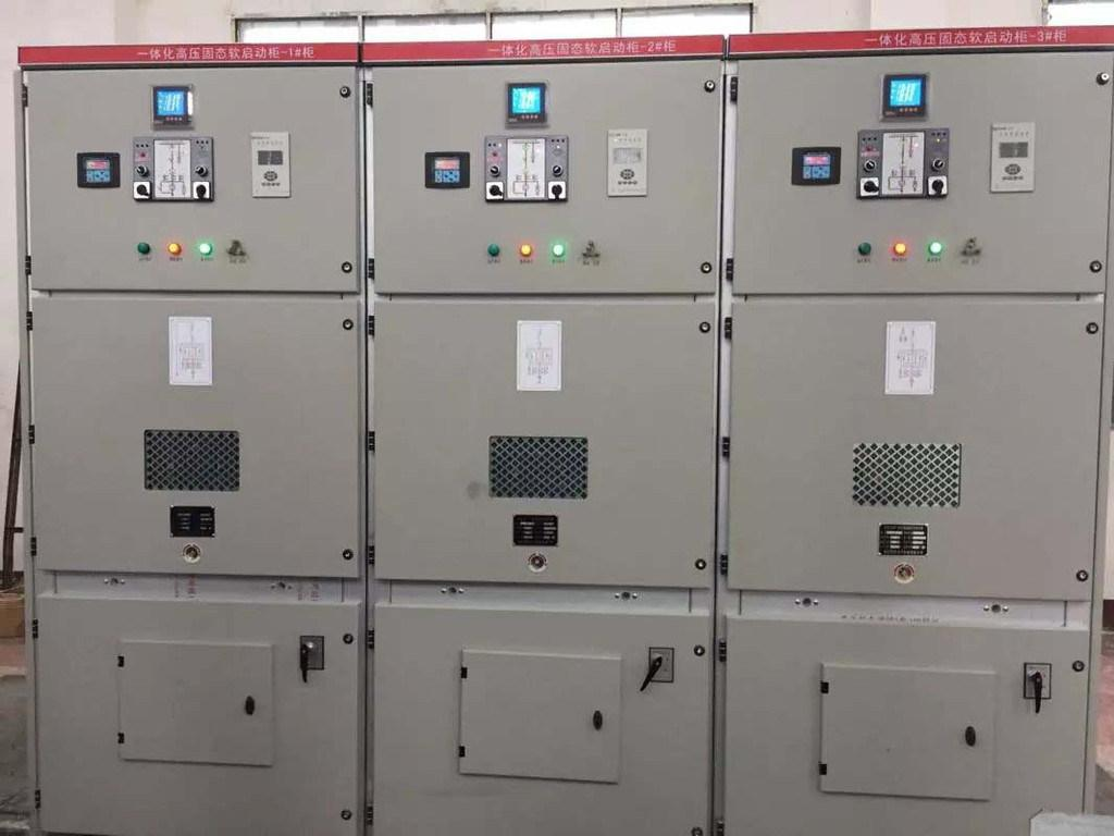 湖北鄂动机电供应高压固态软启动柜厂家现货