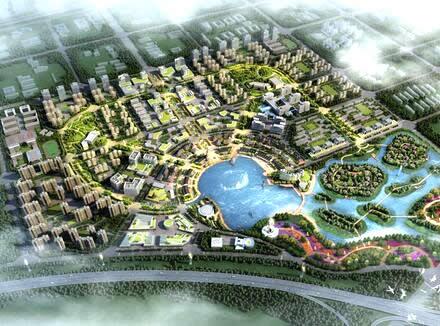 咸陽市新興紡織工業園