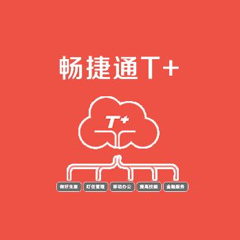 暢捷通T+