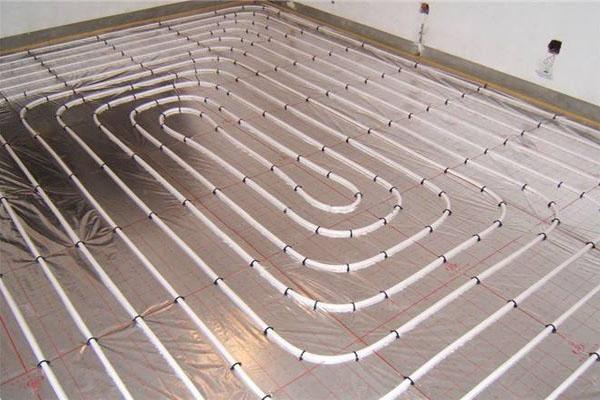 智能石墨烯自熱地板控制系統