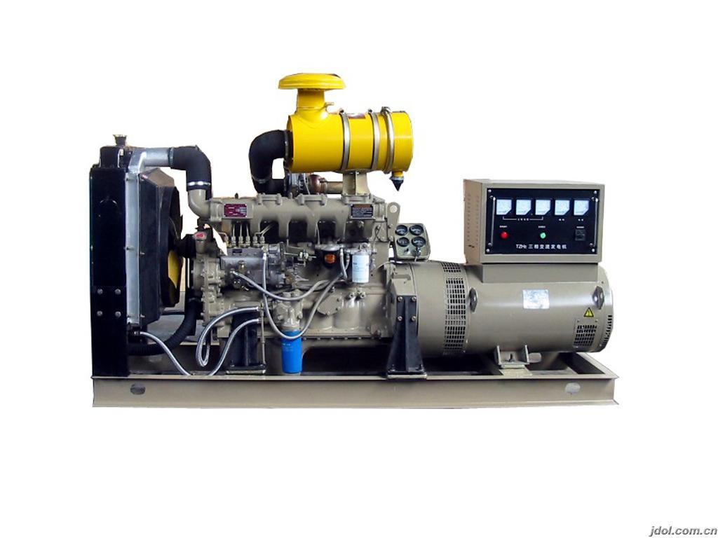 玉柴发电机组(68-550KW)
