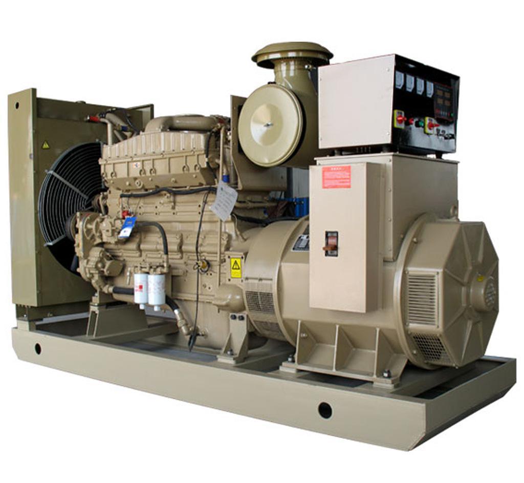 康明斯系列柴油发电机出租公司
