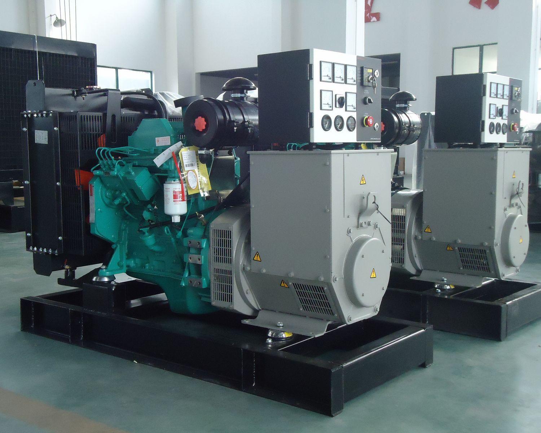 康明斯181kw系列发电机