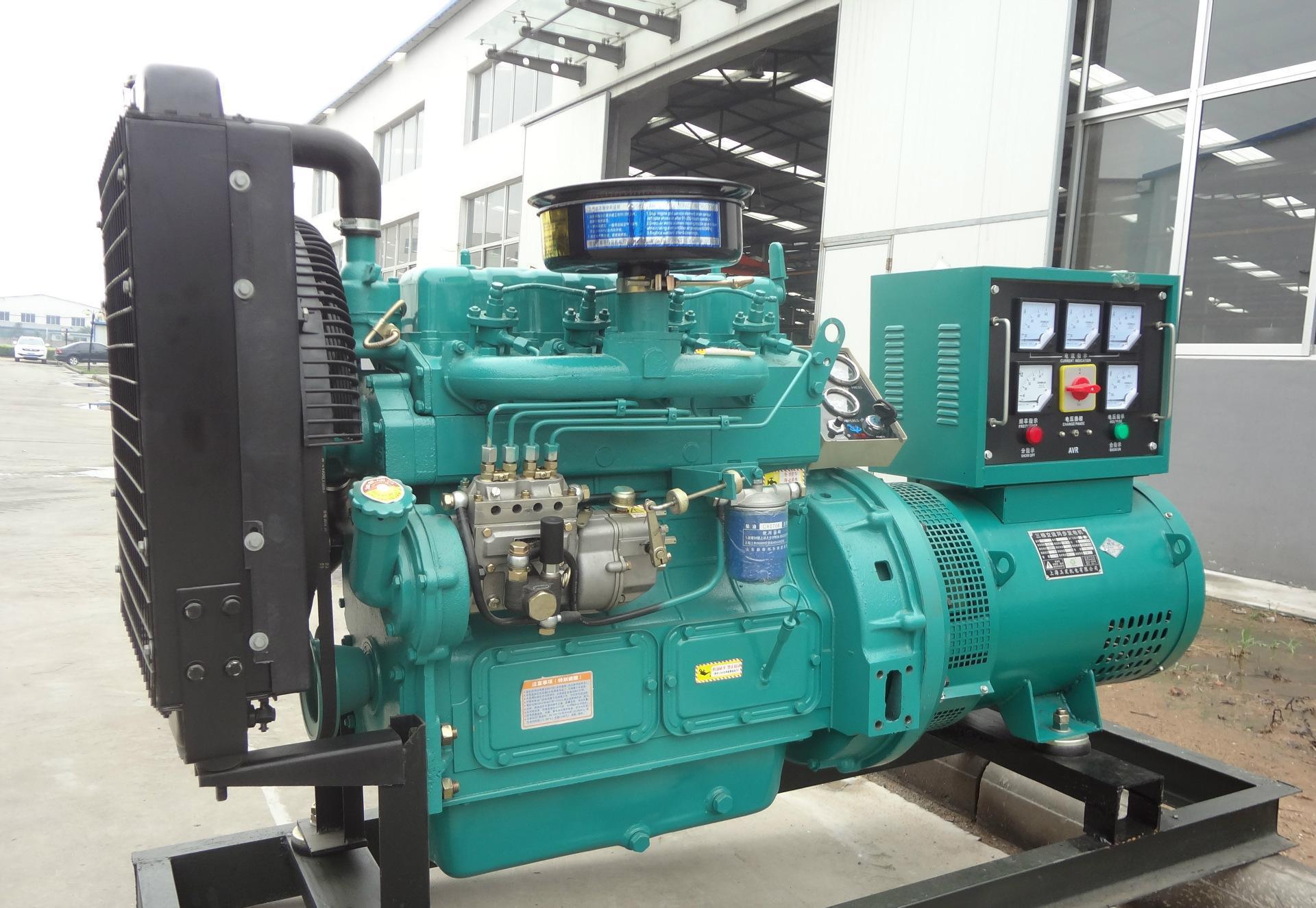潍柴90千瓦柴油发电机组维修