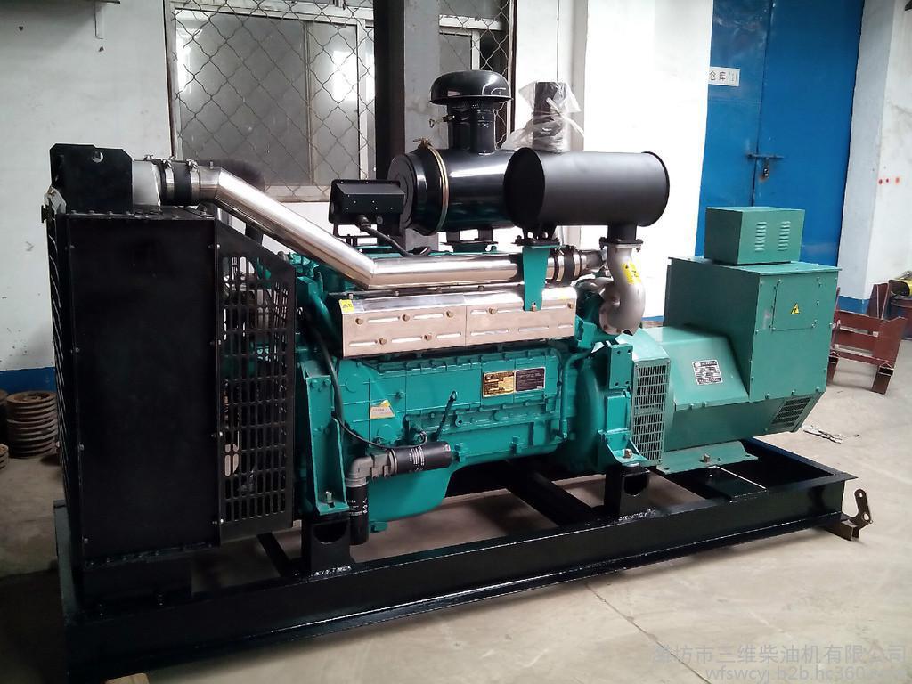 潍柴120千瓦柴油发电机组