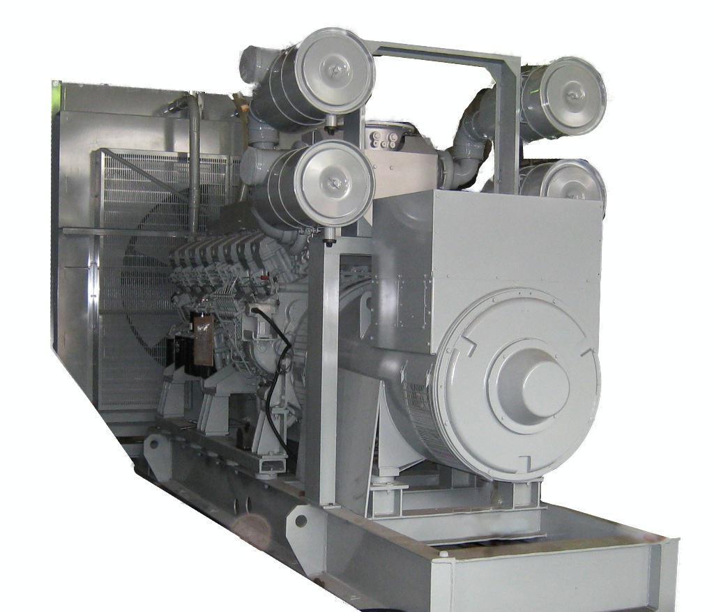 道依茨柴油发电机组500千瓦