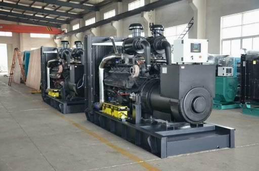 柴油发电机组设备维修保养常见技术问题分析
