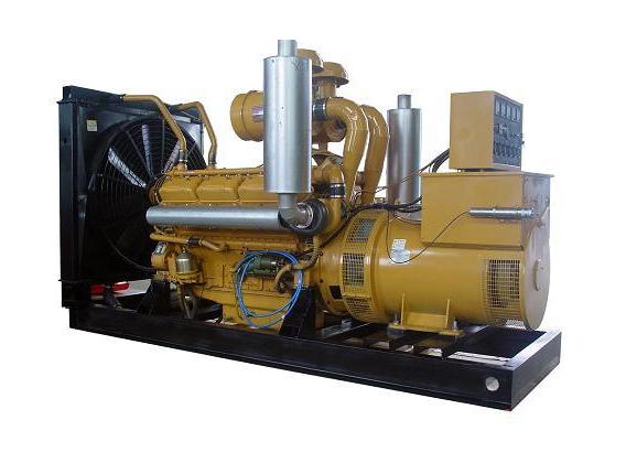 柴油发电机组的应用分析