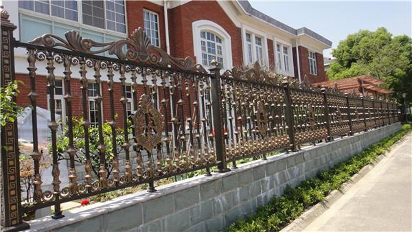 宁波/衢州铝艺栏杆刷漆注意事项