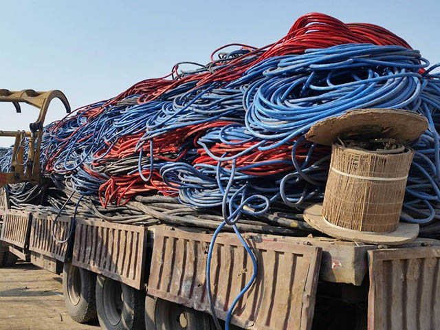 电缆回收的种类及重大意思
