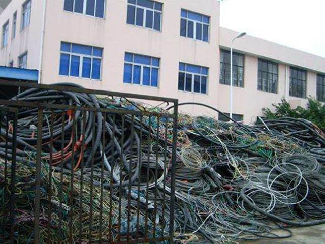 正规的物资回收公司 收价高 效力好 环保合格