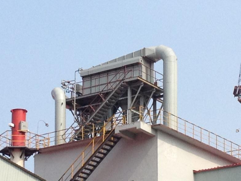 原料及输送工段粉尘塑烧板收集设备